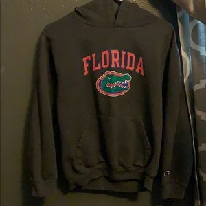 Youth gator sweatshirt